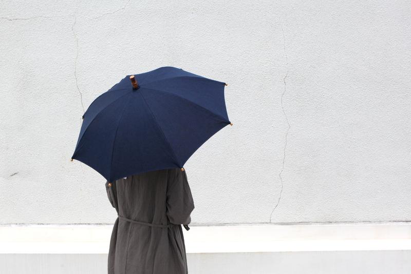 ツタエノヒガサ | きつねのたすき -武州藍-