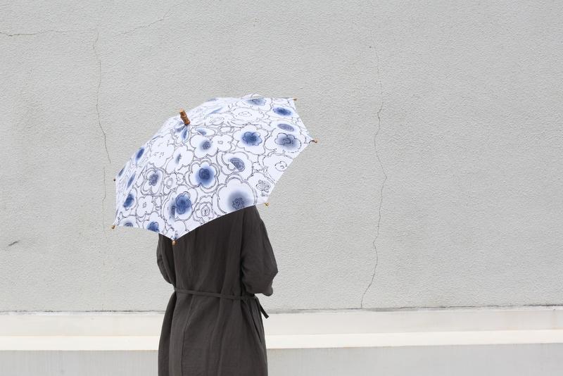 ツタエノヒガサ | きつねのたすき -はなはな藍-