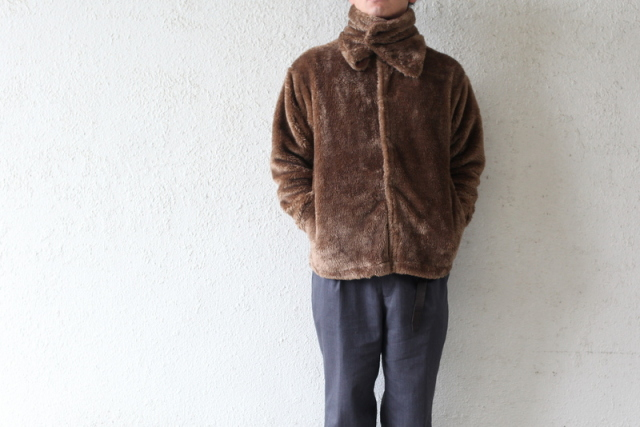 EEL Products   Wolf and Fox -ベージュ-